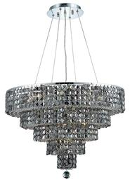Elegant Lighting 2037D26CSSRC