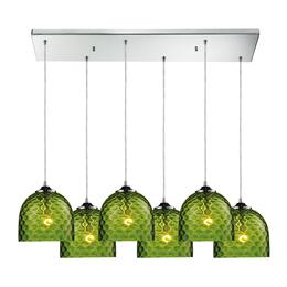ELK Lighting 310806RCGRN