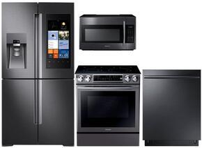 Samsung Appliance SAM4PCFSFD30EFIKIT19