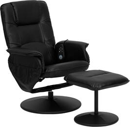 Flash Furniture BT753PMASSAGEBKGG