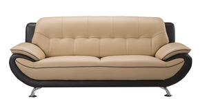 American Eagle Furniture EKB600YOBRSF