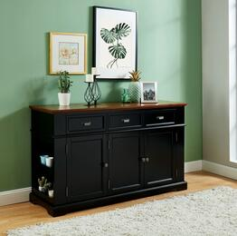Furniture of America CMAC522BK