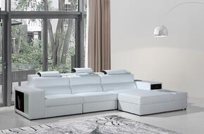 VIG Furniture VGEV5022BWHT