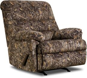 Simmons Upholstery U68319CONCEALBROWN