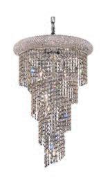 Elegant Lighting 1801SR16CSS