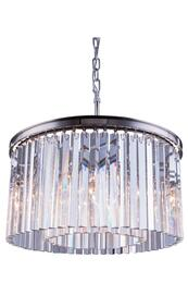 Elegant Lighting 1208D26PNRC