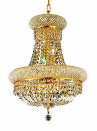 Elegant Lighting 1803D16GRC