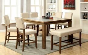 Furniture of America CM3531PT6PCBN