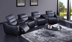 VIG Furniture VGKNE9020ECOBLK