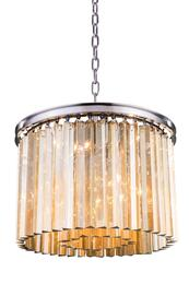 Elegant Lighting 1208D20PNGTRC