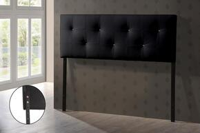 Wholesale Interiors BBT6432BLACKHBFULL