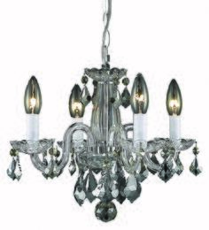 Elegant Lighting 7804D15CRC