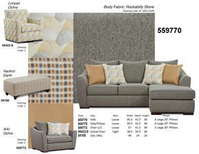 Chelsea Home Furniture 550SECRS0548
