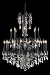 Elegant Lighting 9224G36DBSA