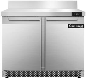 Continental Refrigerator SWF36BSFB