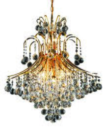 Elegant Lighting 8003D25GRC