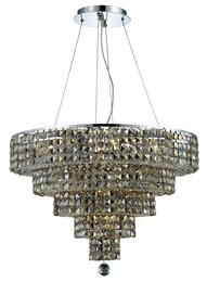 Elegant Lighting 2037D26CGTRC