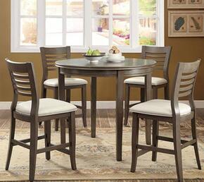 Furniture of America CM3988GYRPT4PC