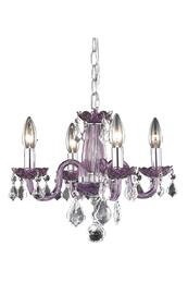 Elegant Lighting 7804D15PERC