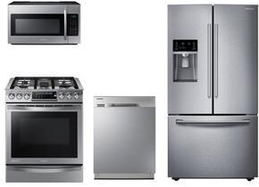 Samsung Appliance SAM4PC30GFCFSFDCDSSKIT2
