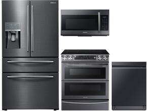 Samsung Appliance SAM4PCFSFD30GFIKIT6