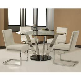 Hudson Valley HU-510-5501-HU-110 Dining Room Set with 55