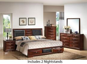Acme Furniture 21910Q6PCSET