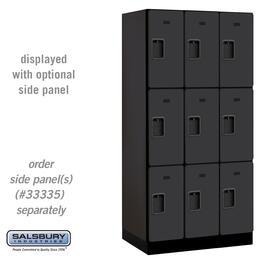 Salsbury Industries 33361BLK