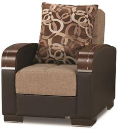 Casamode MOBIMAXARMCHAIRBROWN14322