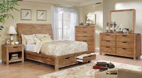 Furniture of America CM7361QBEDDMSC