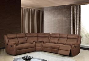 Global Furniture U8303MFCHOCSECM