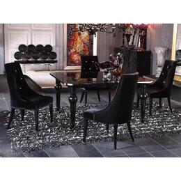 VGUNAA823-1505PCSET Armani Xavira Collection 5 Piece Dining Set With 59