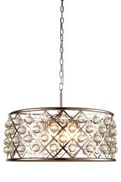 Elegant Lighting 1213D25PNRC