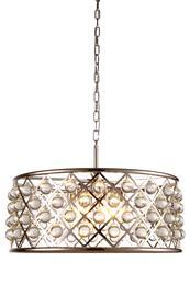 Elegant Lighting 1213D25PNRC
