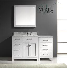 Virtu USA MS2157LWMSQWH