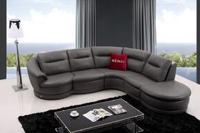 VIG Furniture VGKNK8020GRY
