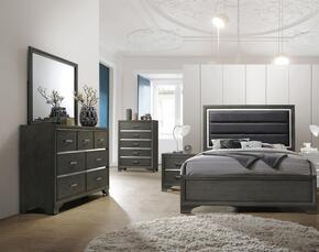 Myco Furniture PA525KNCMDR