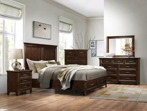 Global Furniture USA HUNTERQBSET
