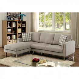 Furniture of America CM6857SECTIONAL
