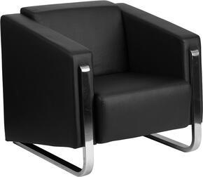 Flash Furniture ZB88031CHAIRBKGG