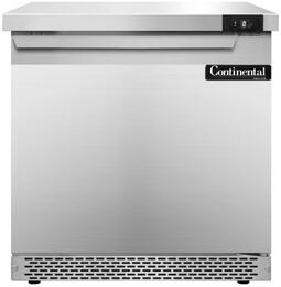 Continental Refrigerator SWF32FB
