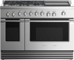 Fisher Paykel RGV2485GDLN