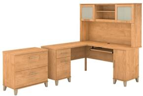 Bush Furniture WC81430K3180
