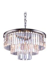 Elegant Lighting 1201D26PNRC