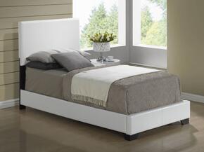 Global Furniture USA 8103WHTB
