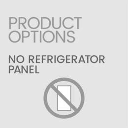 No Door Panel (Customer Provides Panel)