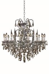 Elegant Lighting 9716D35PWGTSS