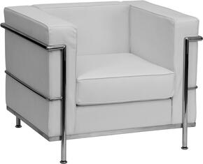 Flash Furniture ZBREGAL8101CHAIRWHGG