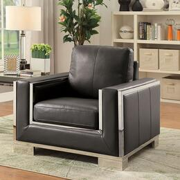 Furniture of America CM6423GYCH