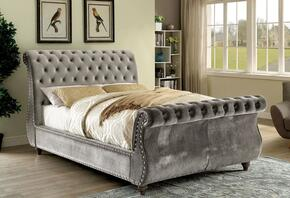Furniture of America CM7128GYCKBED